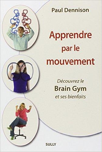 Couverture du livre Apprendre parle mouvement